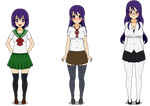 Hot for Teaching AP -Kisekae Purple Version-