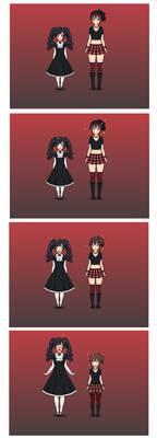 Lolita and Punk Swap