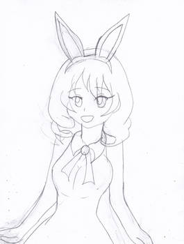 2021 Easter Emma Sketch
