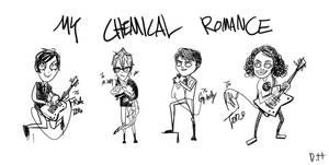 MCR doodle