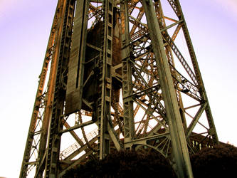 Duluth Lift Bridge by mtusk