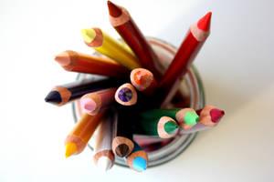 Color pencils by Tripeak
