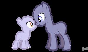 I love you Mommy! (Base)