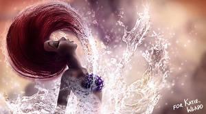 Ariel Untooned - closeup