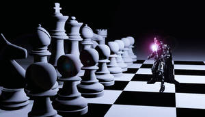 Chess Battle by ThatMansour