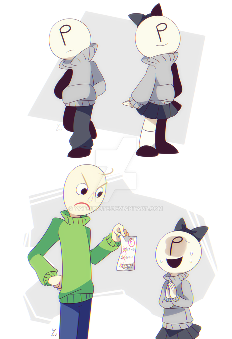 even more baldi s 2 by yatsunote on deviantart