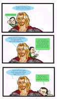 Loki and Thor - The Trial