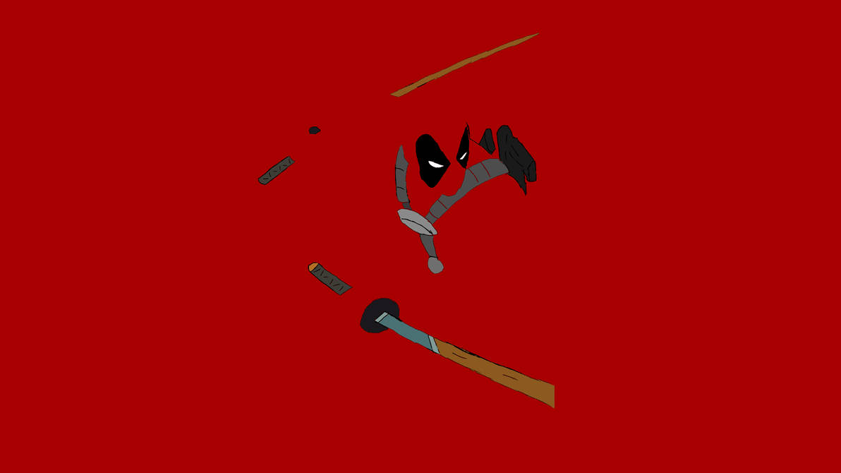 Deadpool Wallpaper 2 By Samile Daye On Deviantart