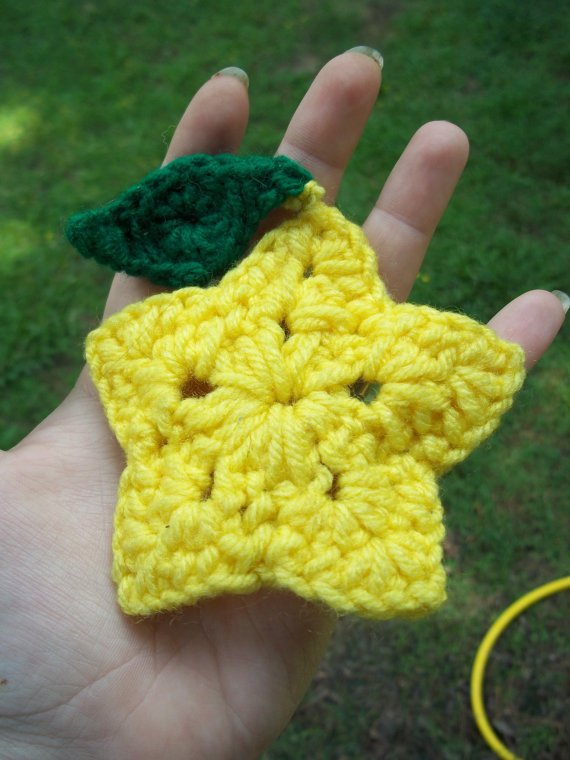 Amigurumi Paopu Fruit : Crochet Paopu Fruit (For the KH 3 Announcment!!) by ...