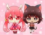 Kitty X Hana [Commission]