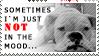 NotInTheMOod_stamp by KetsuoTategami