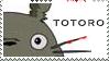 Totoro_stamp by KetsuoTategami