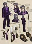 Isen-Kurou::Reference Sheet