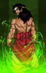 I am Burori