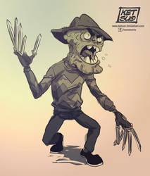 Scary Terry by KetsuoTategami