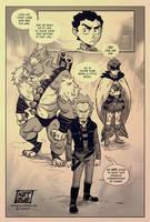 Rick and Morty::save Rick by KetsuoTategami