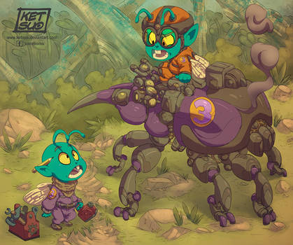 Weevil Racer