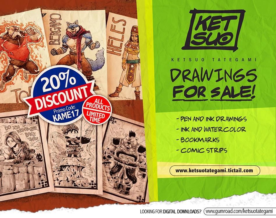 Promo 09-06-17 M by KetsuoTategami