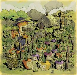 Mr Lizard's farm