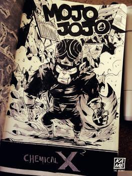 Mojo Jojo: Chemical X2