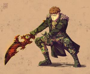Soldier Warlock