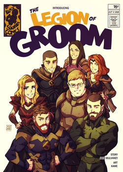 The Legion of Groom