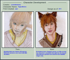 Character Development: Tagan