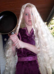 Tell that to my frypan!