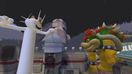 Bowser's Fury in a nutshell