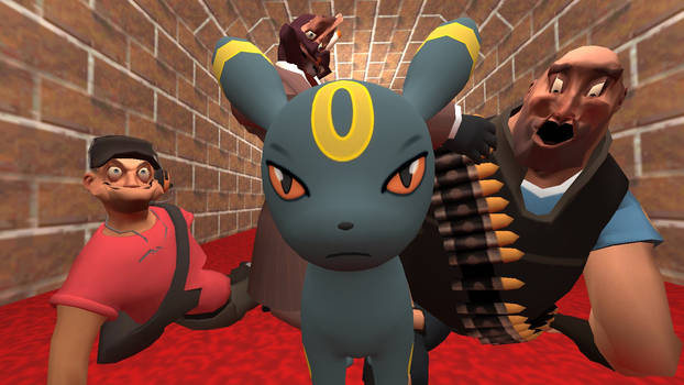 The umbreon day