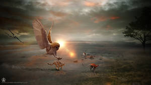 Dawn Hunting by jundelz