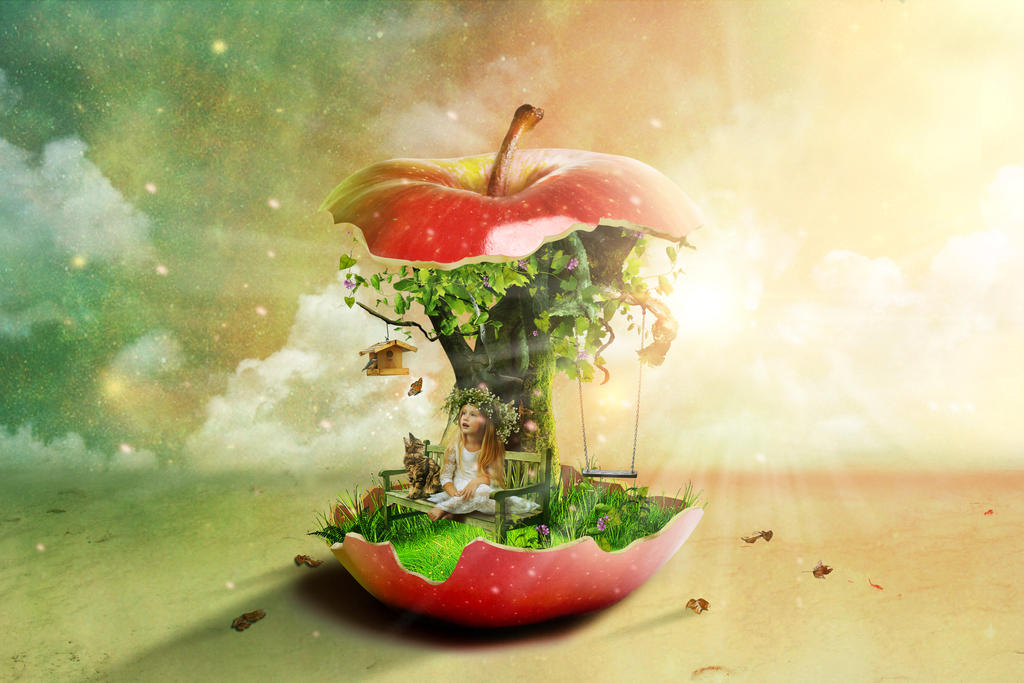 Apple Tree by jundelz