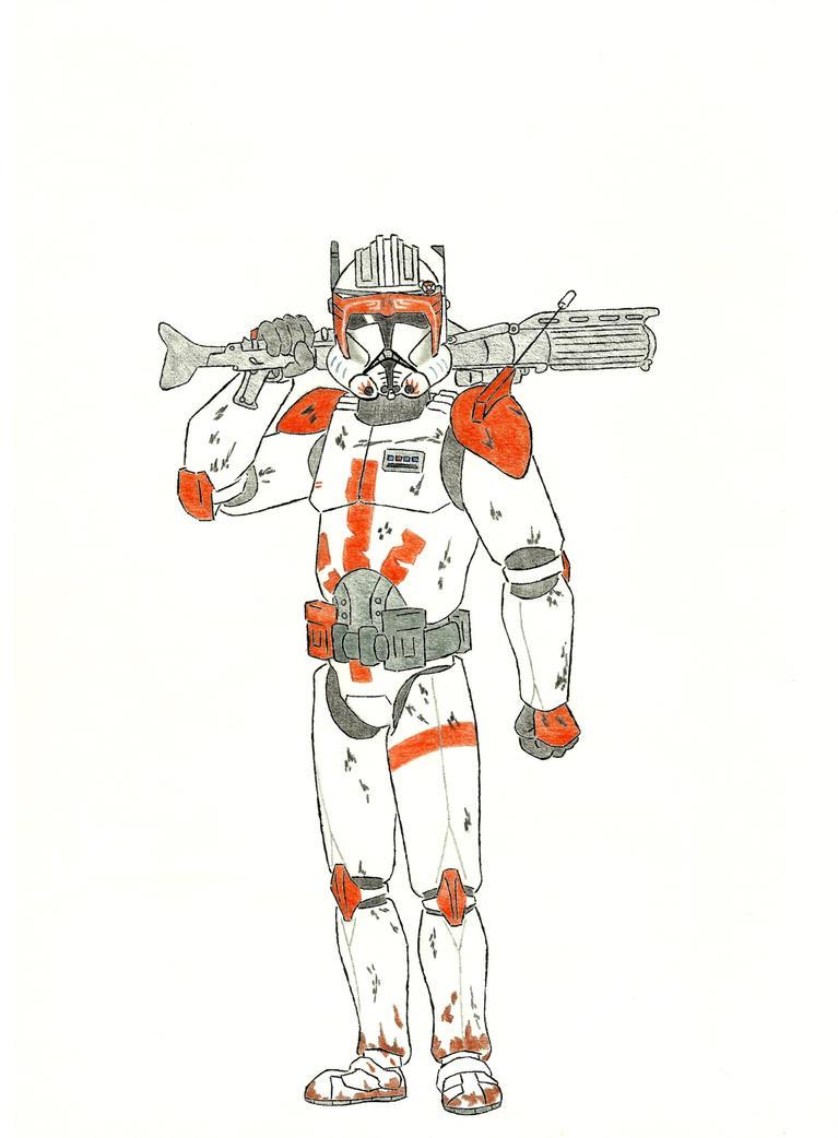 Commander Cody by Swatbot26