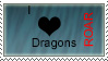 Dragon stamp by elementalgoddragon
