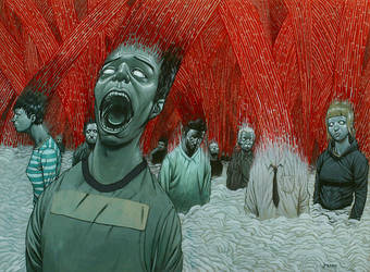Disintegrate by Jeremy-Forson