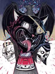 Psychobilly by Jeremy-Forson
