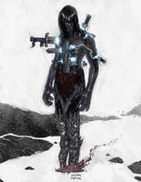 Sword victim 2 by Jeremy-Forson