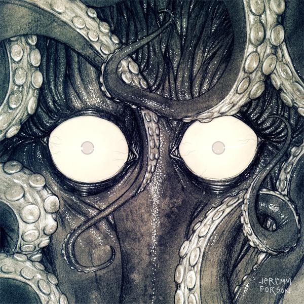 Cthulhu by Jeremy-Forson