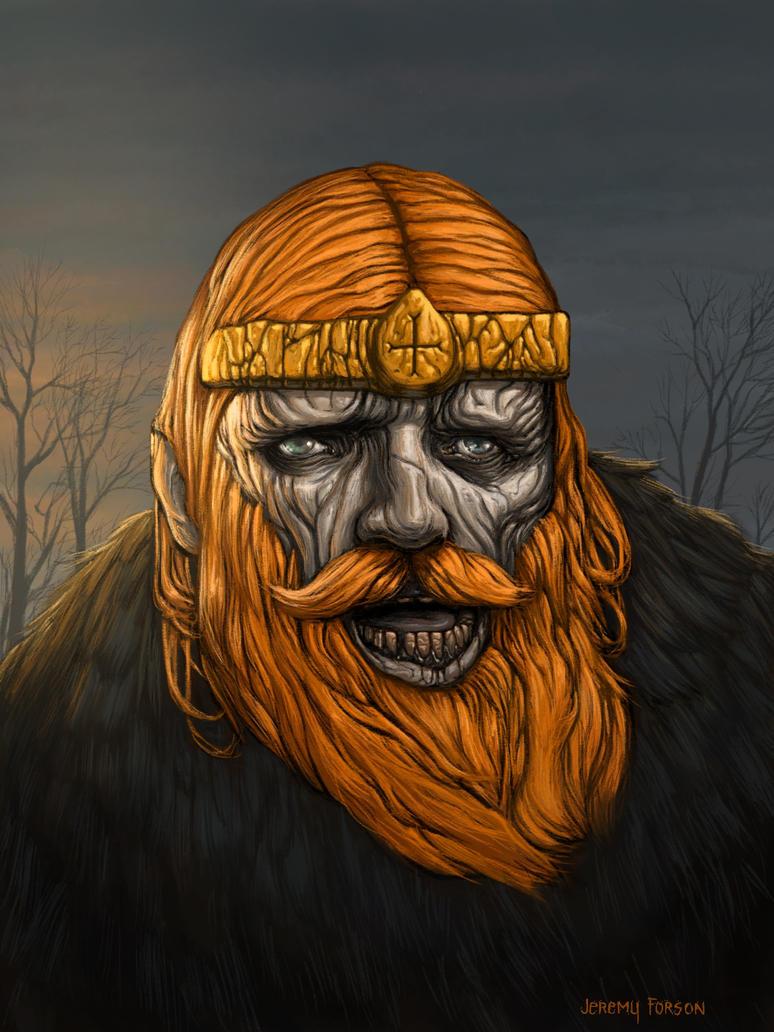 Northman Portrait by Jeremy-Forson
