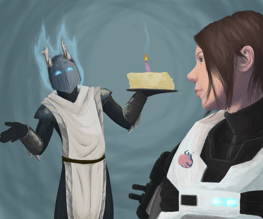 Cake? by Ramrum