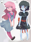 Bubblegum and Marcy
