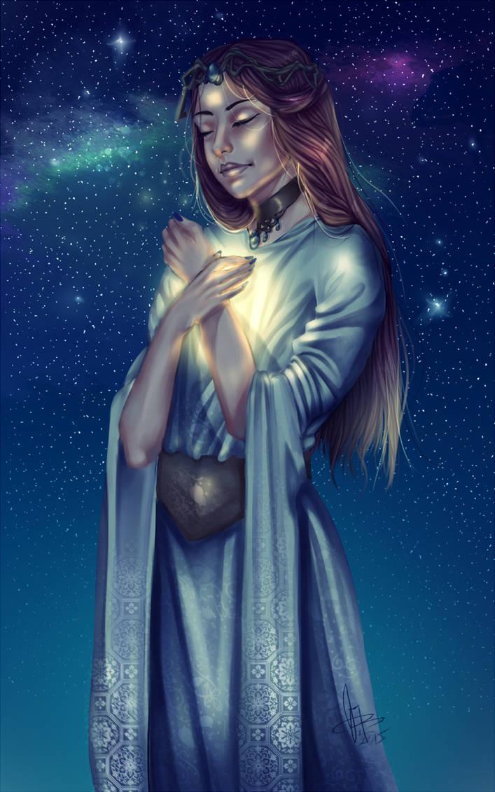 Light of Soul by Naomi024