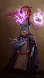 Warmongering Gladiator by Naomi024
