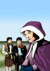 The 12 Doctors Of Christmas: The 2nd Doctor