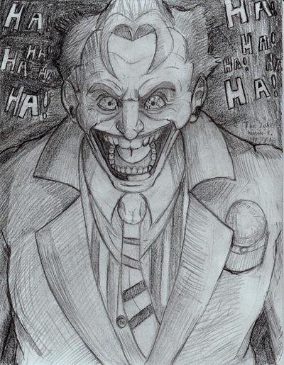 The Joker by Sanin2