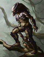 Predator by priapos78