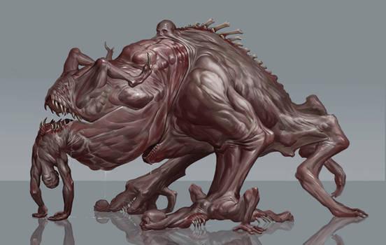 Mutant Beast II