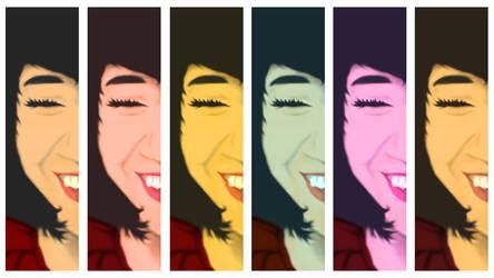 Myself is Colorful by lylysv