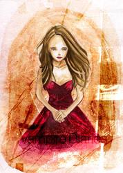 The Vampire Diaries by lylysv
