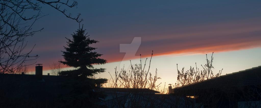 Ilta-aurinko by MirandaMaija